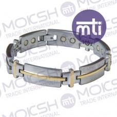 Titanium Single Line Magnetic Bracelet - 003