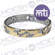 Titanium Single Line Magnetic Bracelet - 004