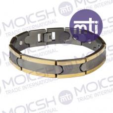 Titanium Single Line Magnetic Bracelet - 006