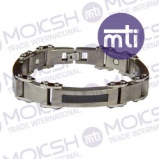 Titanium Single Line Magnetic Bracelet - 008