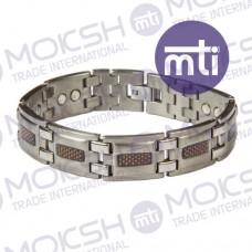 Titanium Single Line Magnetic Bracelet - 010