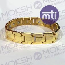 Titanium Single Line Magnetic Bracelet - 016