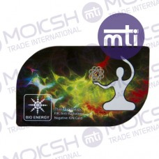 Black 1mm Energy Card