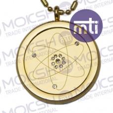 MNT Gold MST Pendant